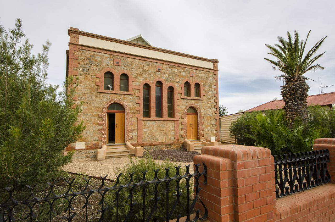 Outback Church Stay, Broken Hill